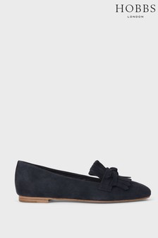 Hobbs Blue Roxanne Loafers