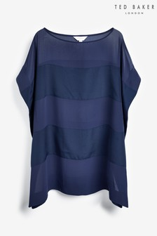Ted Baker Blue Cover-Up