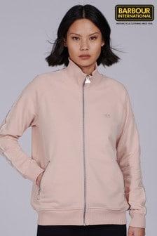 Barbour® International Zip Through Qualify Sweatshirt
