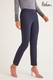 Boden Blue Richmond 7/8 Trouser
