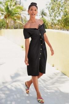 Vestido Bardot