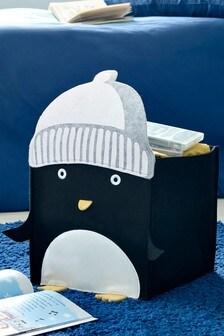 Penguin Storage Cube