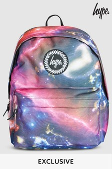 Hype. Nebula Drawstring Bag