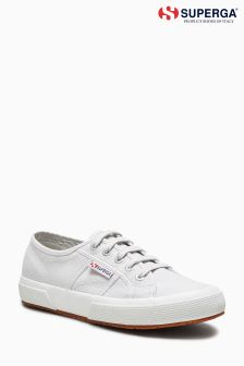 Superga® Grey Canvas 2750