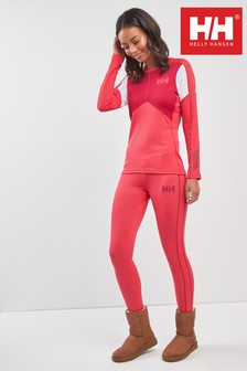 Helly Hansen Pink Lifa Active Legging
