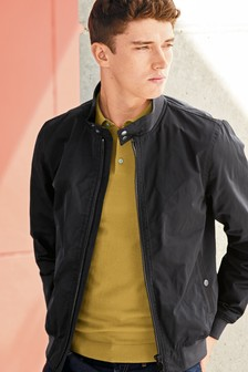 Smart Harrington Jacket