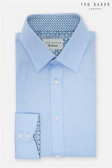 Ted Baker Happs Diamond Dobby Endurance Shirt