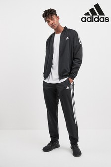 adidas Black Woven Tracksuit