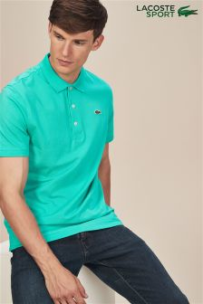Lacoste® Sport Light Green Polo