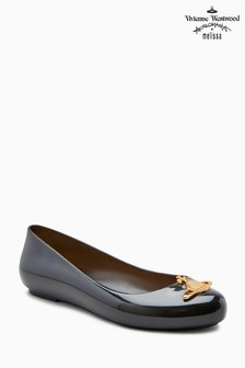 Vivienne Westwood Black Space Love Pump