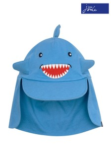 Joules Blue Sunfun Character Hat