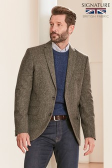 Signature Donegal British Wool Blazer