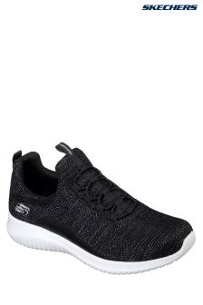 Skechers® Black Ultra Flex Capsule High Apex Slip On