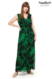 Studio 8 Green Lana Maxi Dress