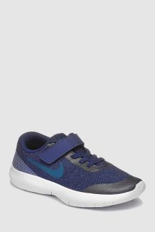 Nike Run Blue Flex Experience 7 Velcro