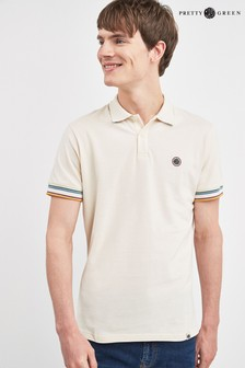 Pretty Green Eastman Tipped Polo