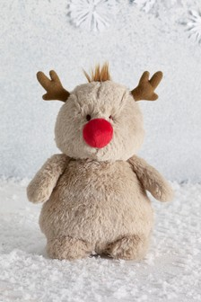 Ronny The Reindeer Plush Toy