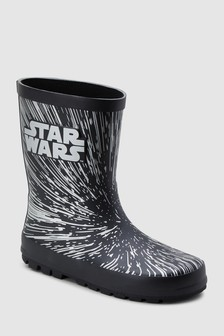 Star Wars™ Reflective Wellies (Older)