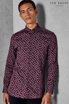 Ted Baker Warrens Paisley Shirt