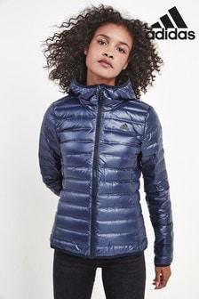 adidas Blue Varilite Jacket