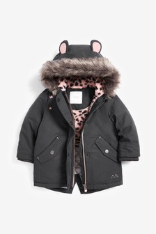 Shower Resistant Parka (3mths-7yrs)