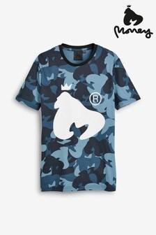 Money Ape Camo T-Shirt