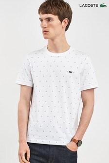 Lacoste® Geometric Dot T-Shirt
