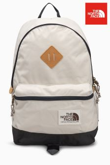 The North Face® Beige Berkeley Backpack