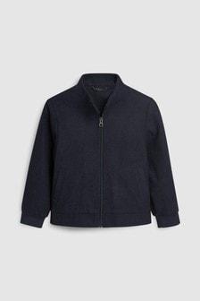 Элегантная куртка-бомбер (3-16 лет)