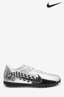 Nike Chrome Neymar Vapor Club Turf Football Boots