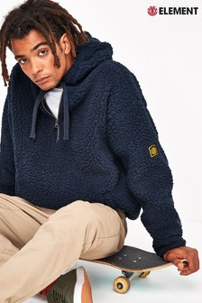 Element Shearling Borg Hoody
