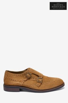 Modern Heritage Monk Shoes