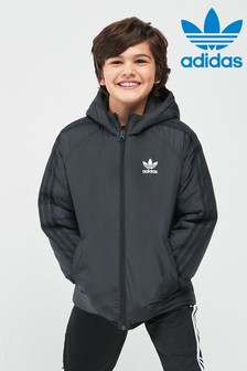 adidas Originals Black Trefoil Jacket