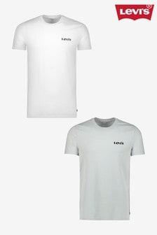Levi's® Batwing Logo T-Shirts 2 Pack