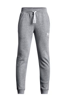 Pantalon de jogging en polaire Under Armour gris