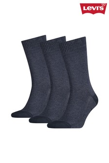 Levi's® Regular Cut Socks Three Pack