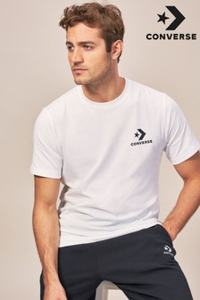 Buy Men S Tops Converse T Shirts Tshirts From The Next Uk Online Shop