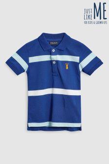 Striped Polo (5-16yrs)