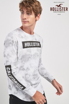 Hollister Graphic Long Sleeve Tee