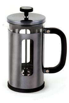 La Cafetiere Pisa Pressstempelkanne für 3 Tassen, grau