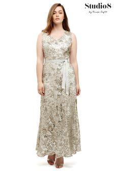 Studio 8 Silver Venus Dress