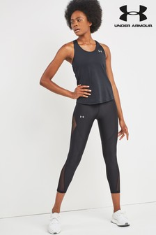 Under Armour Black Crop Tight