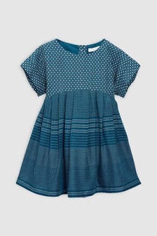 Kleid mit Verzierungen (3Monate bis 6Jahre)