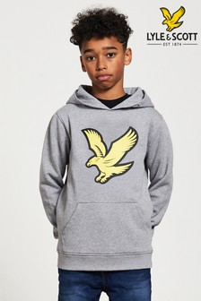 Lyle & Scott Fleece Logo Hoody