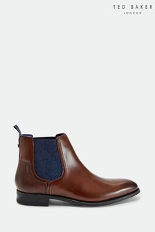 Ted Baker Brown Travic Boots