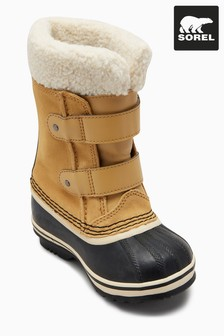 Sorel® Tan 1964 Pac Strap Snow Boot
