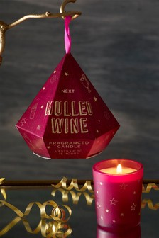 Mulled Wine Waxfill Candle