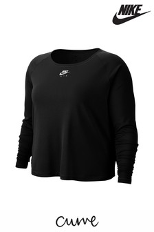 Nike Curve Air Long Sleeved Top