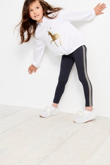 Hoody And Leggings Set (3-16yrs)