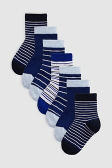 Набор из семи пар носков (Младшего возраста)